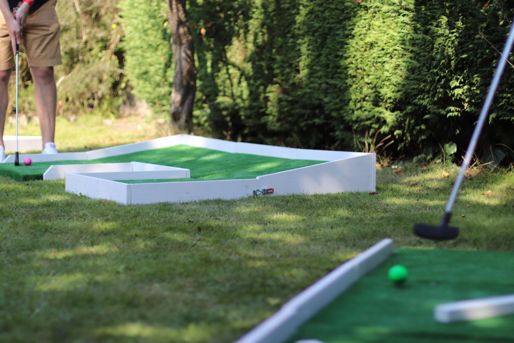 Portable Golf Hire in Essex