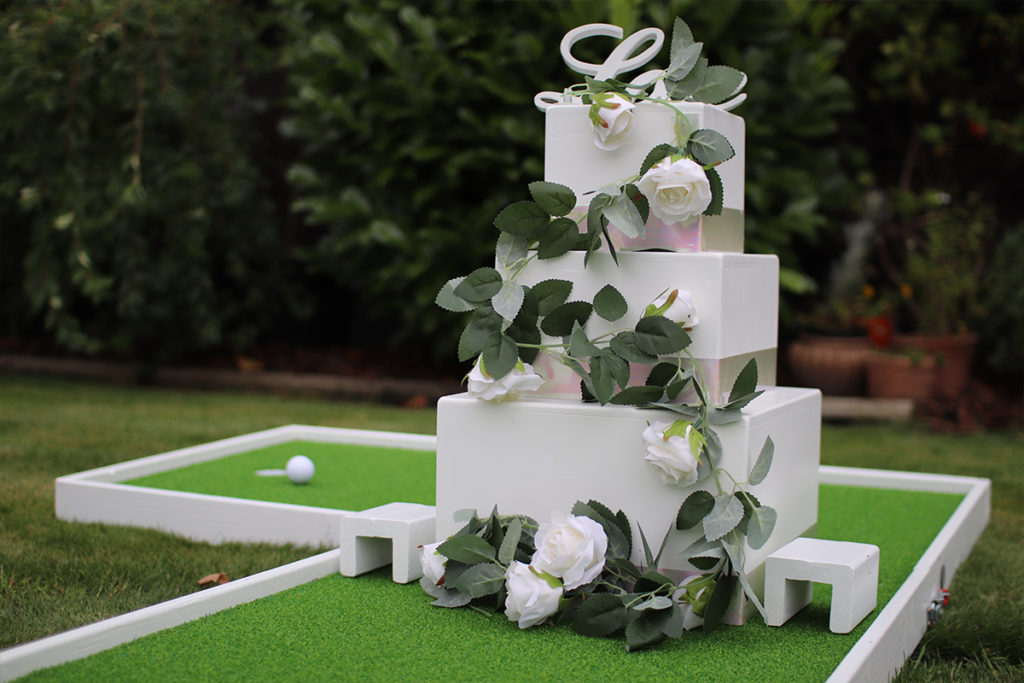 Hire Wedding Mini Golf Course Brentwood